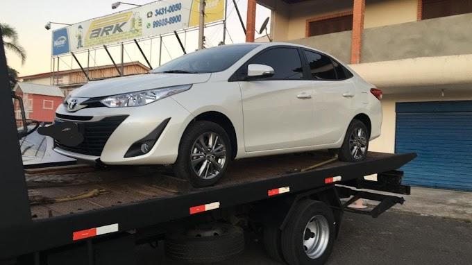 BM prende trio que roubou um carro em Gravataí e assaltou pedestres em Cachoeirinha