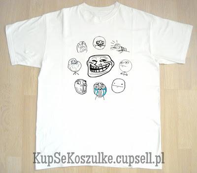 Koszulka Komixxy postacie