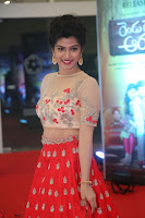 Mahima in beautiful Red Ghagra beigh transparent choli ~  Exclusive 070.JPG