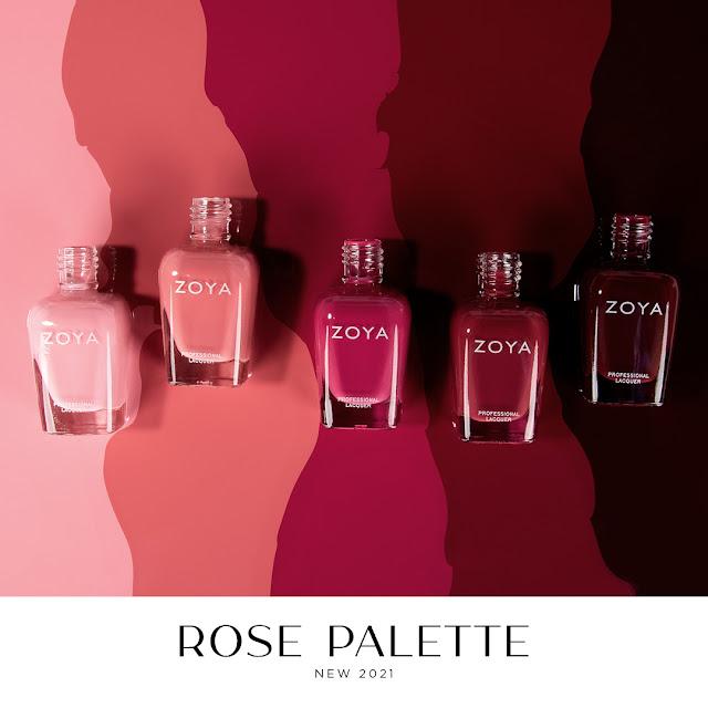Zoya Rose Palette - 2021