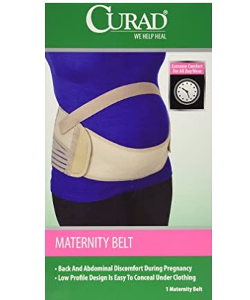 curated maternity belt