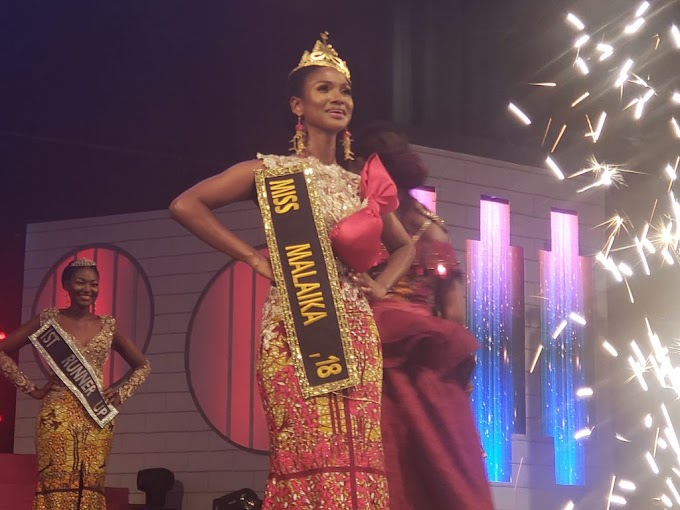 Mariam Owusu-Poku wins Miss Malaika 2018