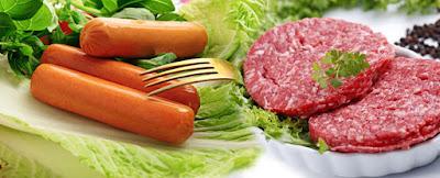 Menambahkan Serat Pangan Pada Produk Daging Olahan