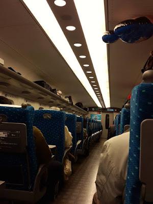 10D9N Spring Japan Trip: Shinkansen Journey from Haneda Airport to Kyoto