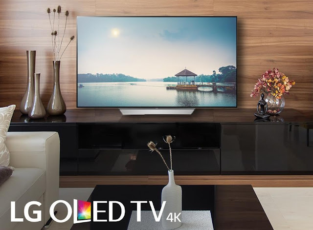 LG Showcases OLED TV Full Capabilities at CES 2018