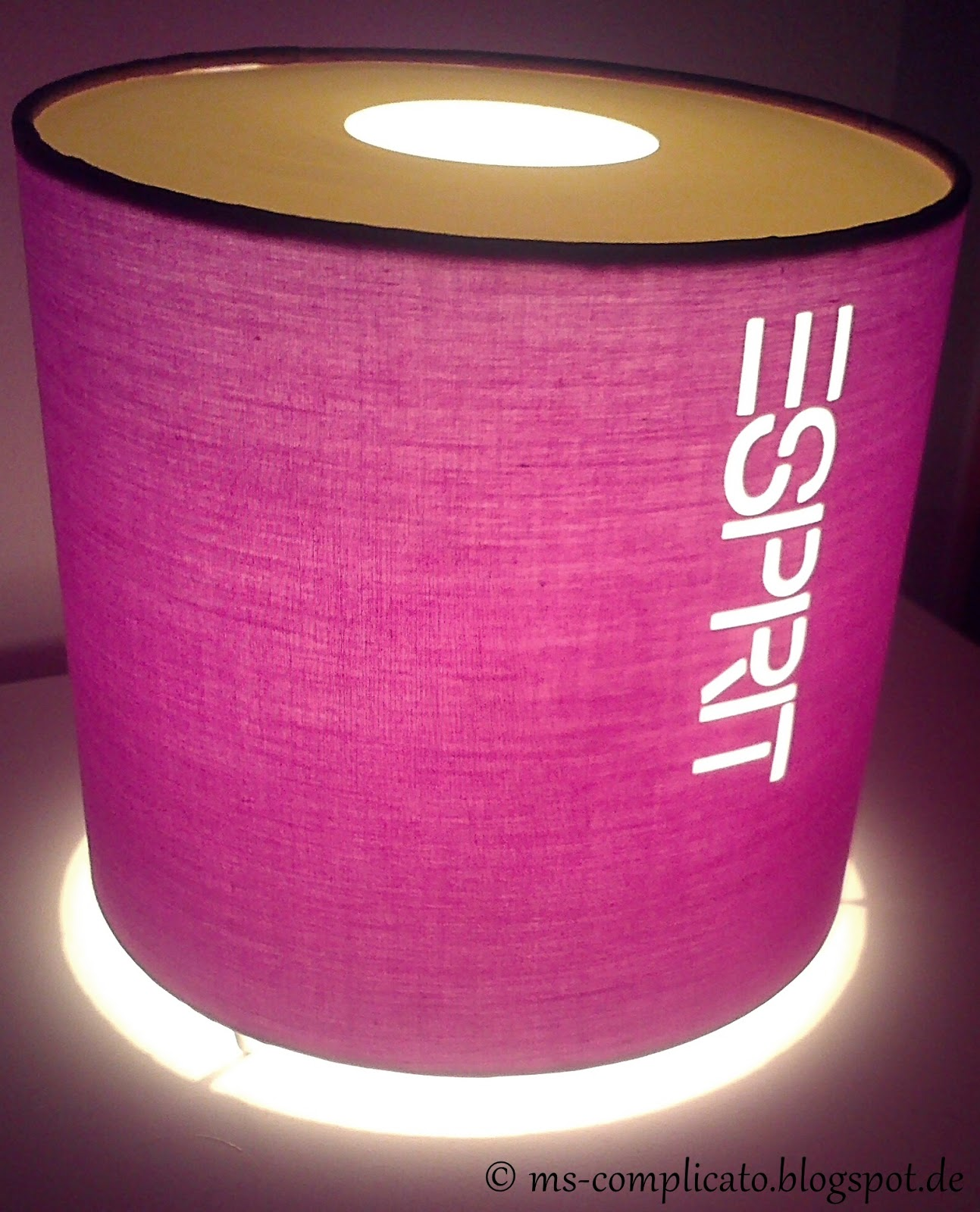 Outlet Wohndesign: { MiSS COMPLiCATO }: Lampe Vom Kasper Wohndesign Outlet