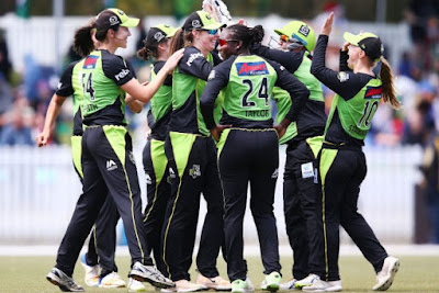 WBBL 2019 MR-W vs SS-W 17th Match