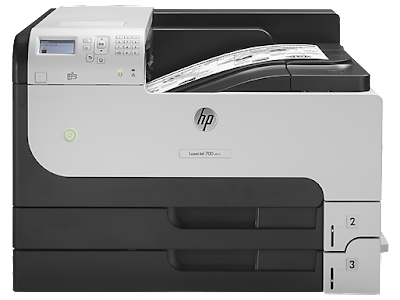 Driver HP LaserJet Enterprise 700 Printer M712dn – Download and installing guide