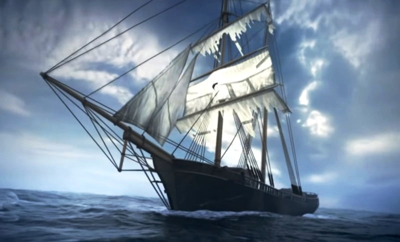 The Mystery of the Mary Celeste Ghost Ship - An Abandoned Ship Whose Crew Went Missing Without Leaving A Trace