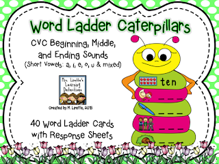 https://www.teacherspayteachers.com/Product/Word-Ladder-Caterpillars-CVC-1821621