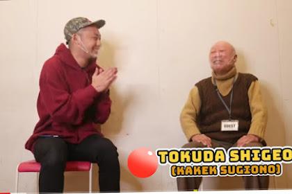 Daisuke berhasil bertemu dengan Kakek sugiono