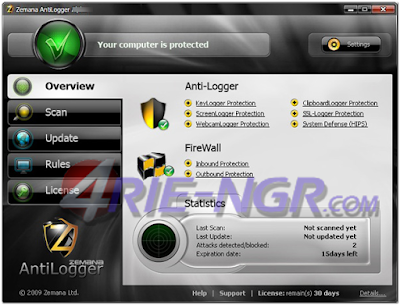 Zemana AntiLogger 2.74.204.49 Full Version