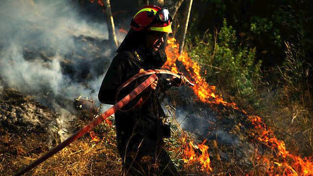 Σε επιφυλακή και την Πέμπτη 10/9 η Περιφέρεια Πελοποννήσου - Κίνδυνος πυρκαγιών σε Αργολίδα, Κορινθία, Λακωνία
