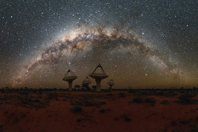 Mysterious Alien Objects Found In Space