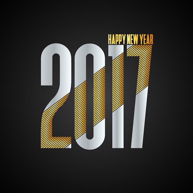 Happy New Year 2017 eCards free Download
