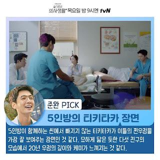 Jung Kyung Ho Hospital Playlist