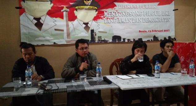 Indonesia Barometer Demokrasi Dunia Islam, Pilgub DKI Harus Aman