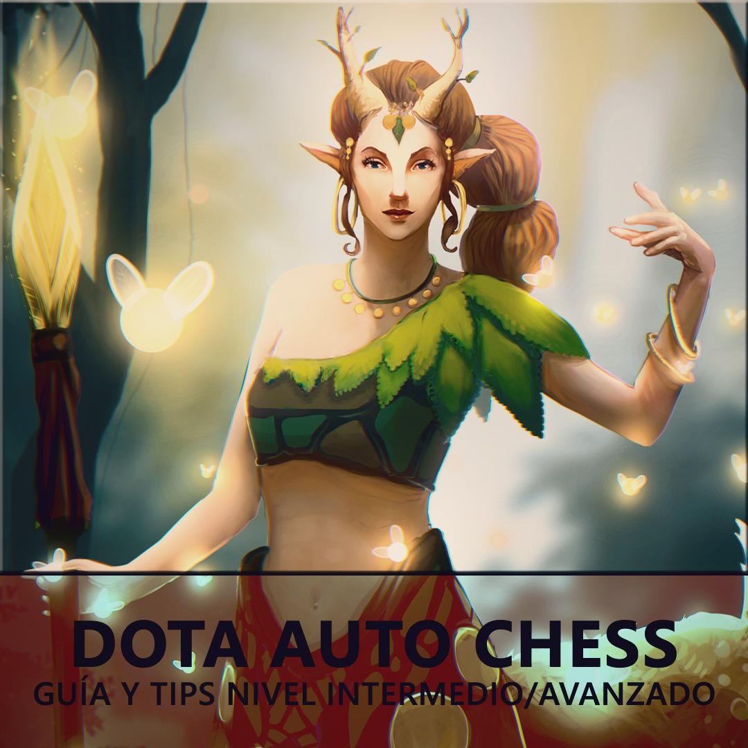 Planeta 2052: Como jugar Dota Auto Chess - Guía y Tips nivel