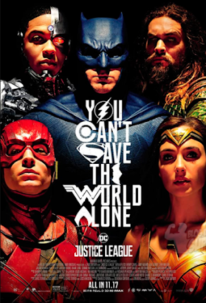 Justice League (2017) HD WEB-DL 1080p Descargar