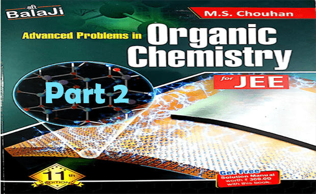 Balaji Advanced Problems in Organic Chemistry Part II
