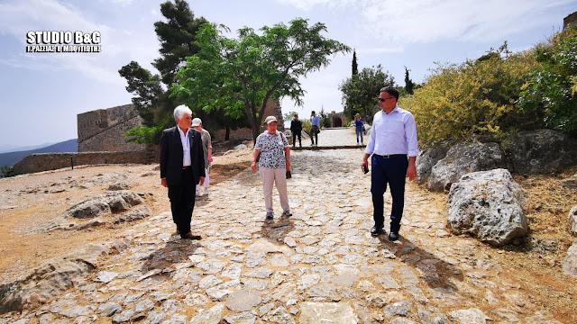 Έργα σε Παλαμήδι και Λέρνα ενέκρινε το Ταμείο Αρχαιολογικών Πόρων