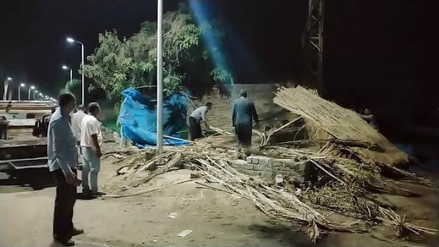 مسعود: حظر شوادر الأغنام والماشية وإزالة العشش واستجابة فورية لأهالي شكشوك في جوله مسائية