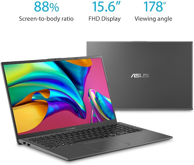 ASUS VivoBook 15 Thin and Light Laptop! Best Beget Laptop