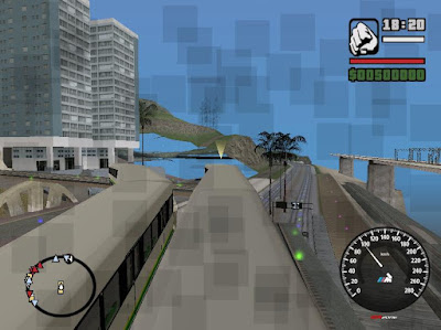 GTA San Andreas Metro City Mod Free Download