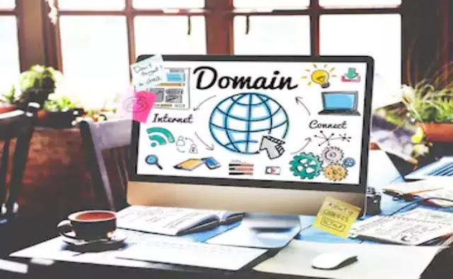 Domain name kya hai hindi me