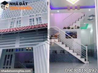 Bán nhà Quang Trung P8 Gò Vấp đúc 1 trệt 2 lầu - 4x9m hẻm 3m SHR giá 3.7 tỷ ( MS 036 )