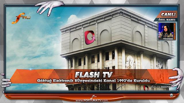 FLASH TV YENİDEN YAPILANIYOR