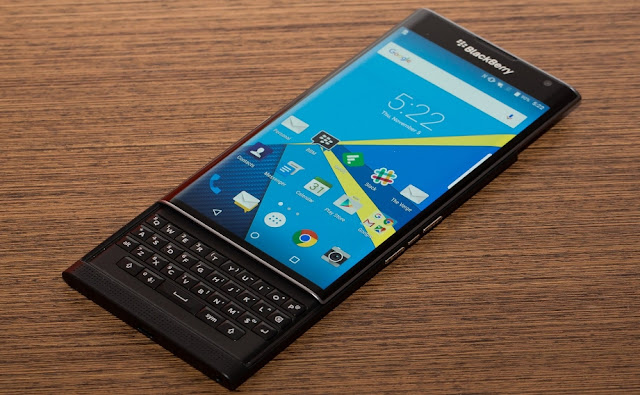 BlackBerry mobile phone - BlackBerry Priv