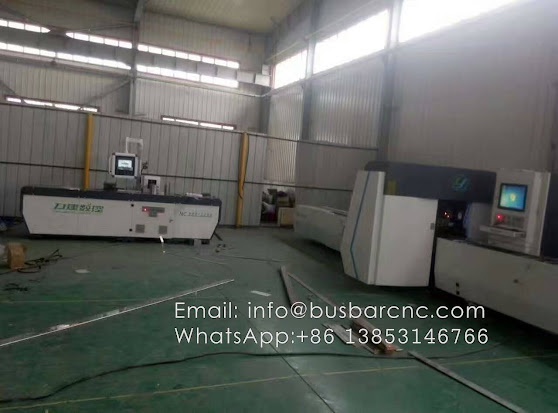 busbar processing machine germany