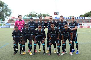 Los Guerreros vencen al Atlántico FC y consiguen su segunda victoria en la LDF