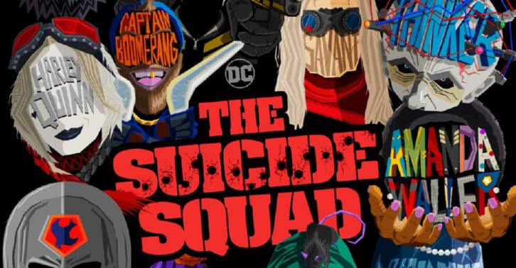 MOVIES: The Suicide Squad - Trailers *Updated 22nd June 2021*