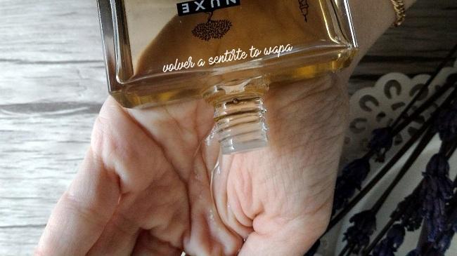 Mis 5 usos del Aceite Huile Prodigieuse de NUXE