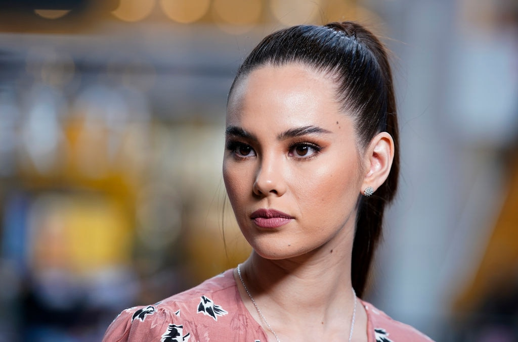 'Photo Is Fake': Former Miss Universe Catriona Gray Decries Alleged Nude Pic Of Herself!