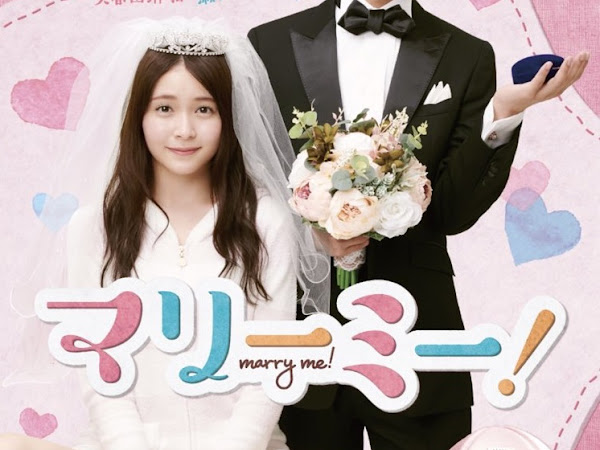 📺 Japanese Tv Series Review: Marry Me! (マリーミー!)