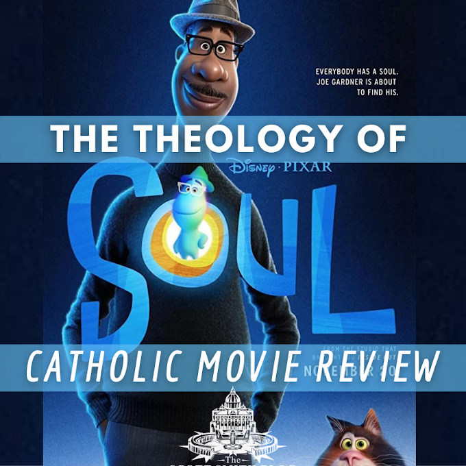 The Theology of Pixar's Soul: Catholic Movie Review