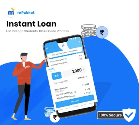 mPokket – Instant loan for college students