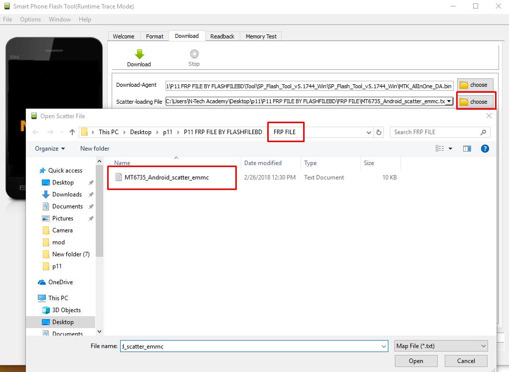 Symphony i110 Frp Unlock File Free Download || Symphony i110
