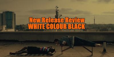 white colour black review
