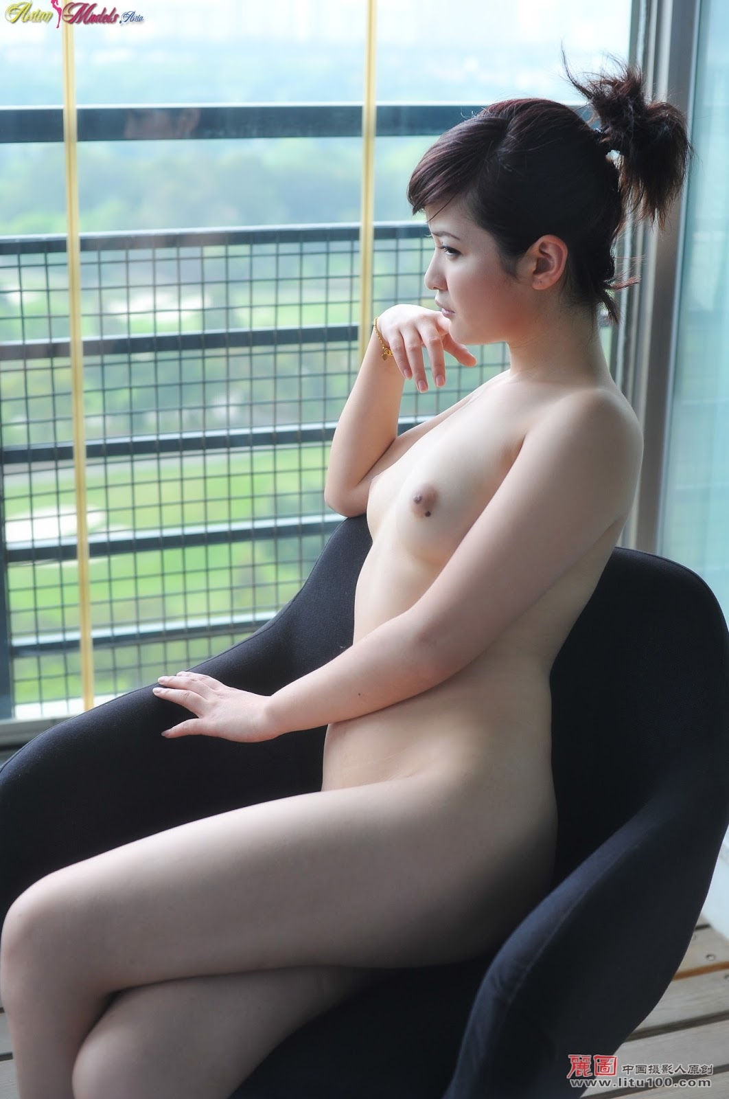 Chinese model nude interview leaked 4