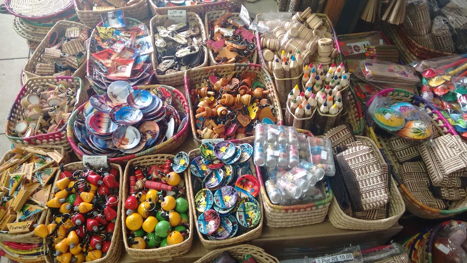 Artesanato Da Região Sul Resumo ~ Tem que ir Feiras, compras e artesanatos em Fortaleza Listamos os melhores lugares!