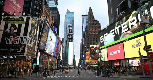 Thành phố New York xây dựng nhà xác tạm thời trong bối cảnh đại dịch virus Corona Vũ Hán