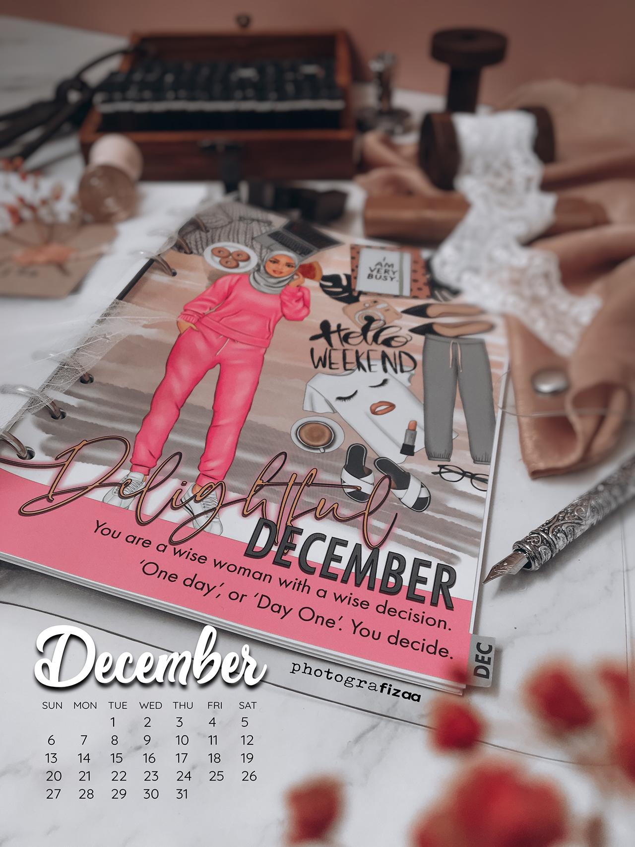 December, Sebulan Lagi 2020