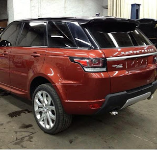 new range rover sport rear