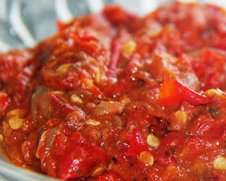 Resep Sambal Tomat Goreng Pedas Nikmat
