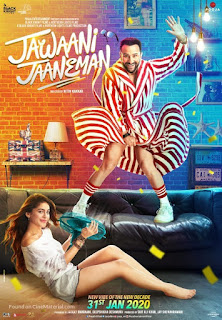 Jawaani Jaaneman Movie 2020 Full HD download Tamilmv, Hindilinks4u, FilmyHit Bollywood movie, Songs, Download