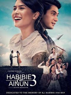 Sinopsis Film Habibie & Ainun 3 (2019)